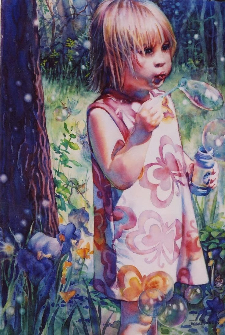 Watercolor artists directory wiki - Watercolor Paintings By Artist Jeannie Vodden Paintings