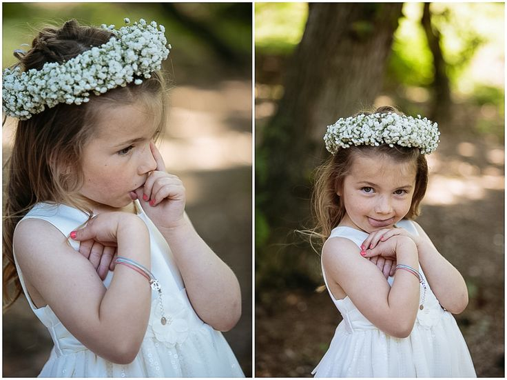 Flowergirl Kathryn Edwards Photography Wedding In Nottingham The East Midlands And Beyond
