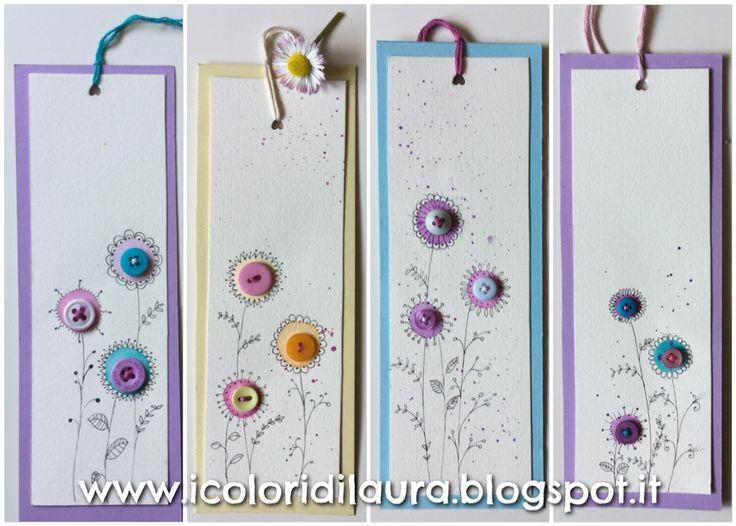 Conosciuto Oltre 25 fantastiche idee su Segnalibri di carta su Pinterest  TF24