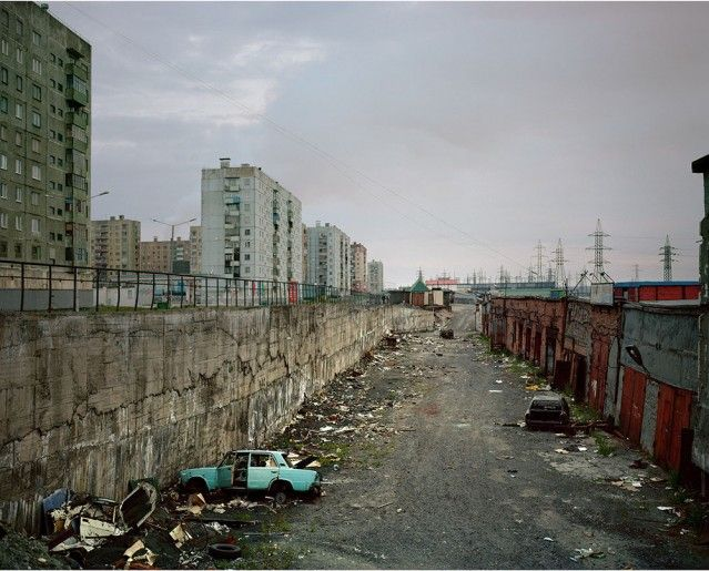Norilsk is the centre of a large mining region where copper, cobalt, platinum, palladium and coal are also extracted.