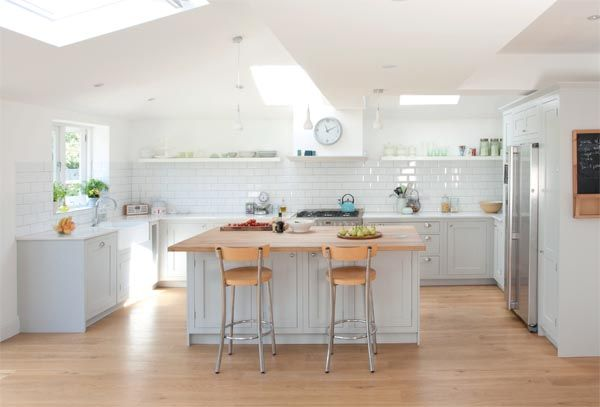 Extended family kitchen | Real Homes | Home improvement and decorating inspiration
