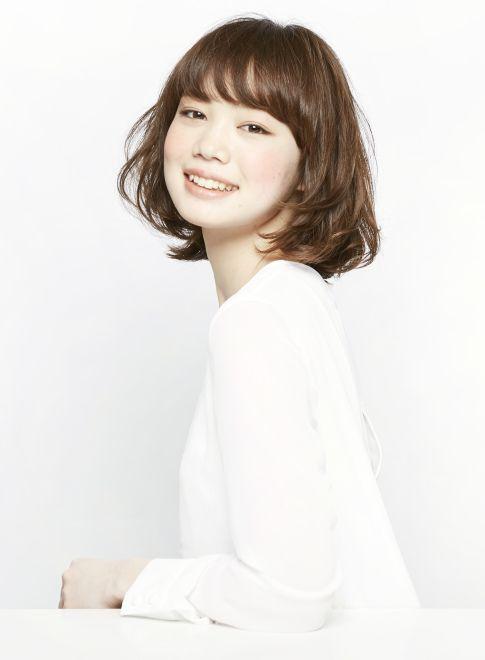 フェミニンボブ  【HEARTS】 http://beautynavi.woman.excite.co.jp/salon/20475