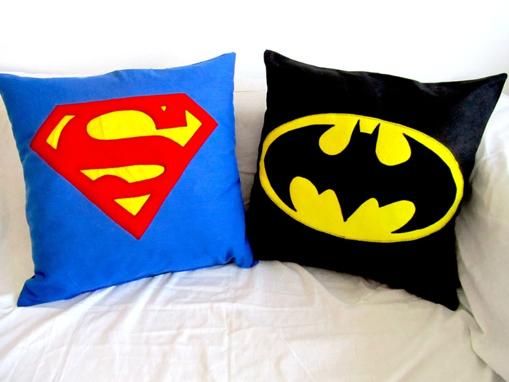 Batman Cushions..