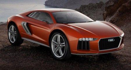 Audi Nanuk Quattro Concept. Read more about it here: http://www.buyautoparts.com/web/post/2013/09/11/The-Audi-Nanuk-Concept-Car