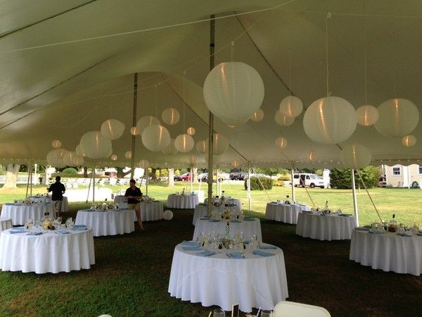 40u0027 x 80u0027 Victorian tent with lanterns and string lighting & 49 best Weddings by Atent for Rent images on Pinterest | Tent ...