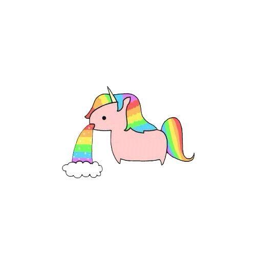 #licorne  ! #unicorn #rainbow  #arcenciel