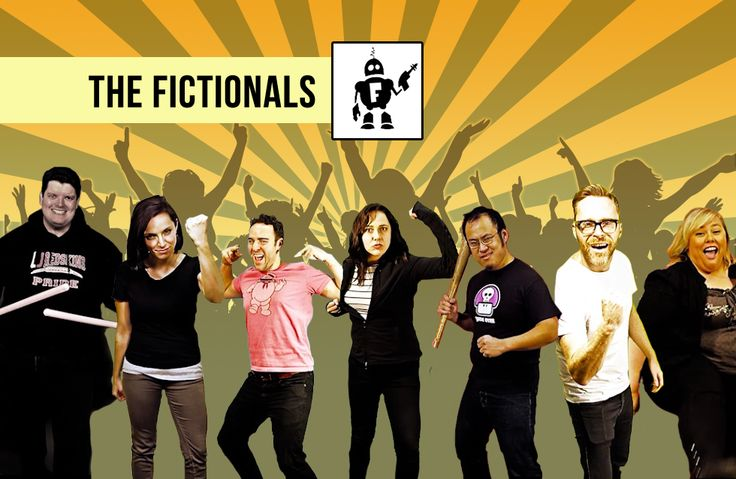 The Fictionals will bring Minus World Improv (video game tournament and improv) to Northwest Fan Fest 2014.