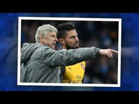Olivier Giroud to leave Arsenal: Lyon end interest in striker