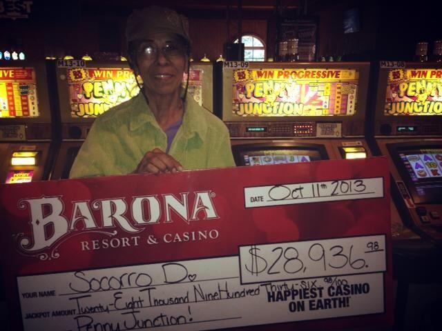 Barona casino facebook