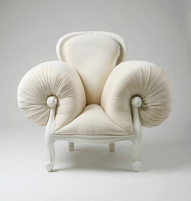 Mobilier design déjanté par Lila Jang