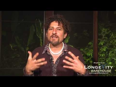 Getting the Right Hormone Balance - with David Wolfe