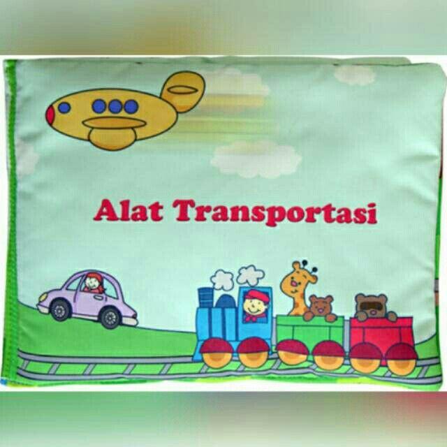 Temukan dan dapatkan BUKU BANTAL Alat Transportasi hanya Rp 47.000 di Shopee sekarang juga! #ShopeeID