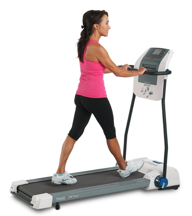 Treadmill Belt Too Loose: The LifeSpan TR200 Folding Treadmill Is Designed To Be