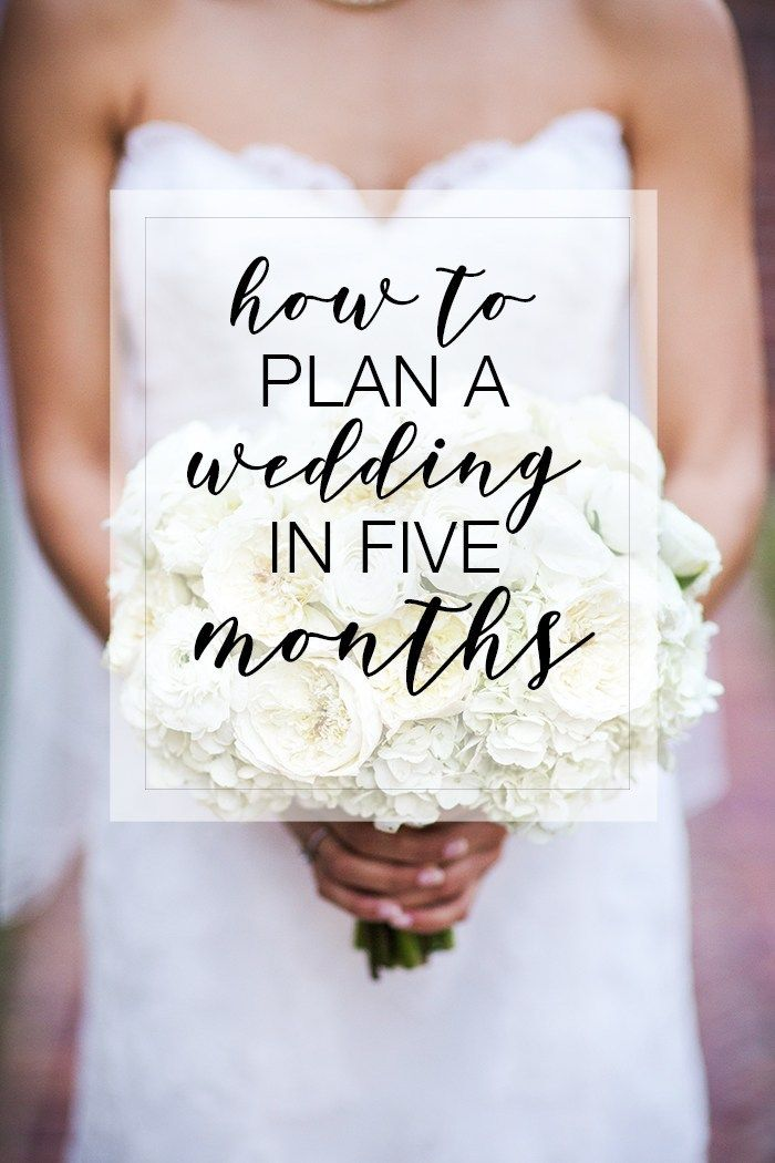 A Glimpse Of Glam How To Plan A Wedding In 5 Months Wedding Planning Guide Wedding Planning Tips Wedding Planning