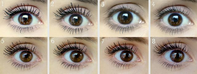 100 mascaras tested on ONE eye: picture reviews -Cosmopolitan.co.uk Next time I'll try Max Factor Lash Extension Effect Extreme... or Rimmel Scandal Eyes