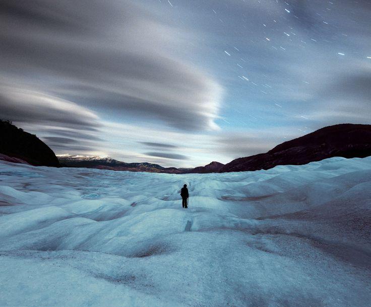 Reuben Wu: Mamiya RZ67, Kodak Portra 800- Grey Glacier, Torres del Paine, Southern Patagonian Ice Field