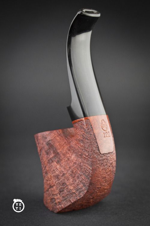 Yeti Pipe #122- Blasted Warhorse This pipe is... | The Yeti Pipe Co.