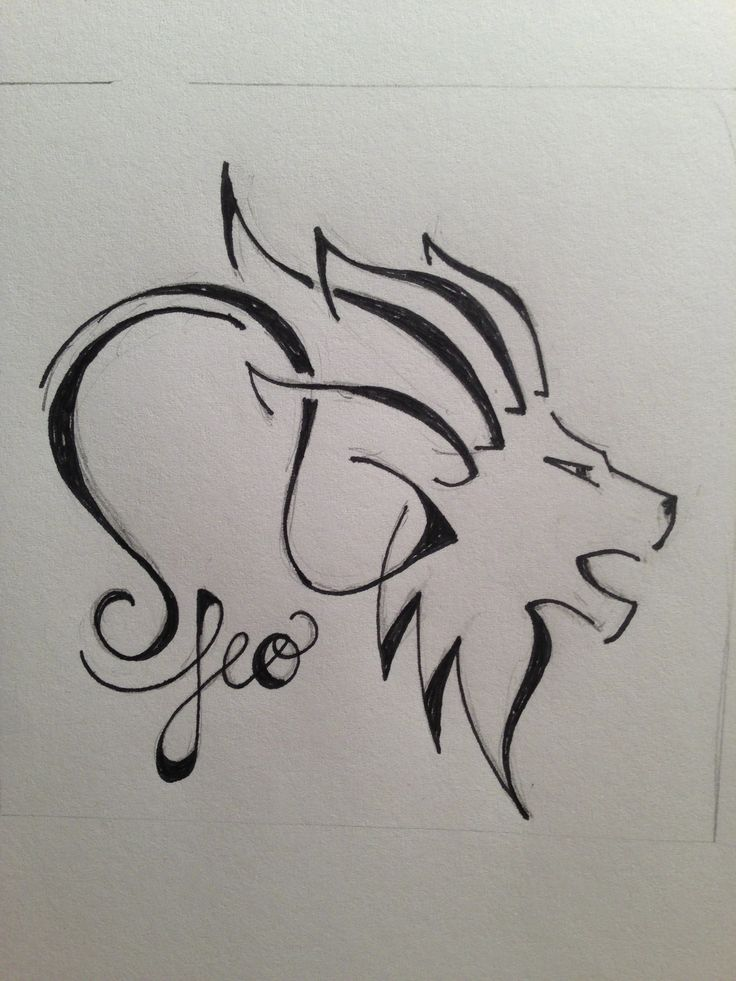 Leo for zodiac tattoo custom tattoo designs. ginaleecincotta@gmail.com