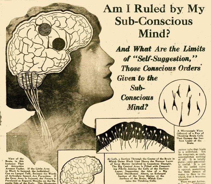 how to get into your subconscious mind