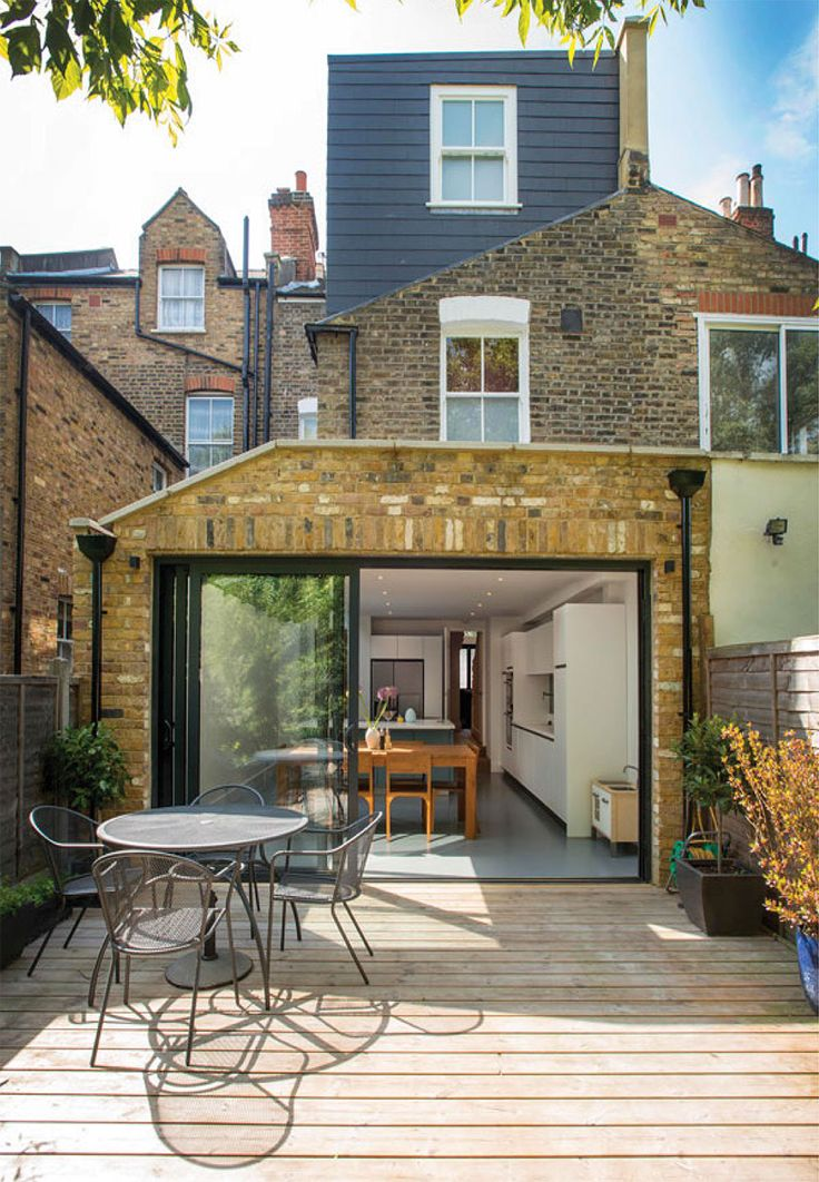 Highbury, N5 Side Return Extensions Project | BuildTeam