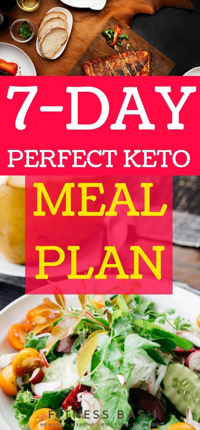 Keto Diet Plan: 7 day keto meal plan: The 1 week keto meal plan for beginners. Start a low carb …