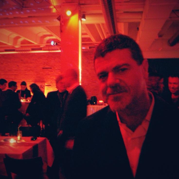 Gustavo Santaolalla - Berlin
