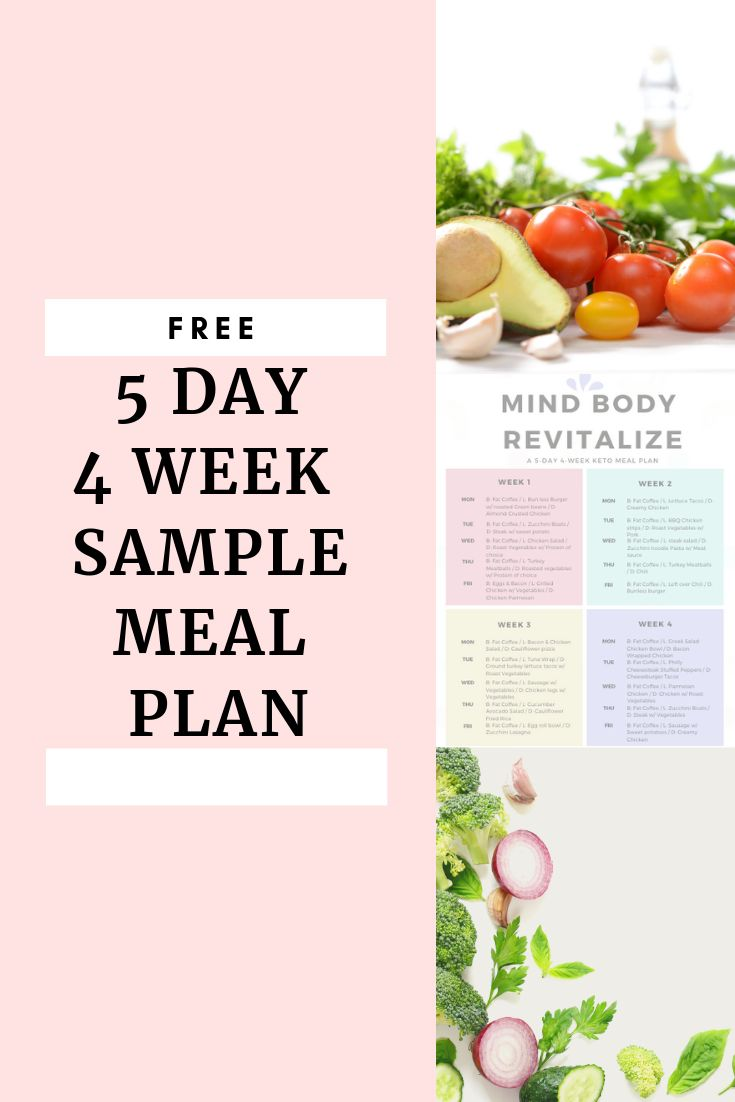 paleo diet 5 days a week