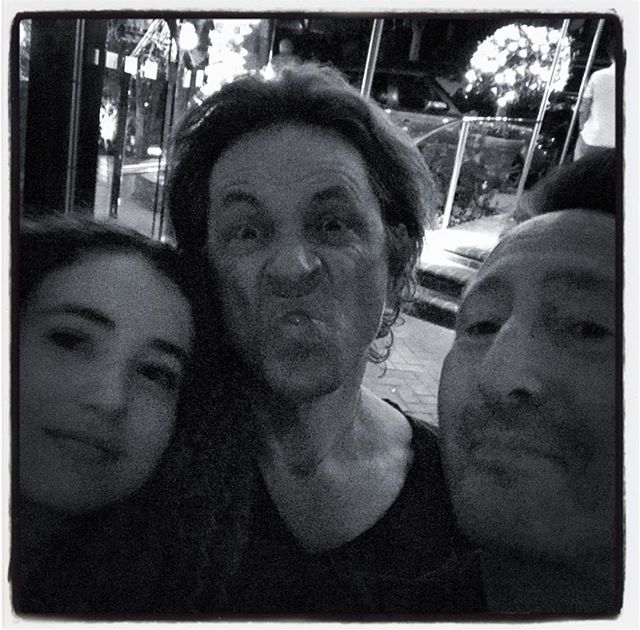 Julian Lennon - Mad moments with the Very talented Dominic Miller & Tal Wilkenfeld! ❤