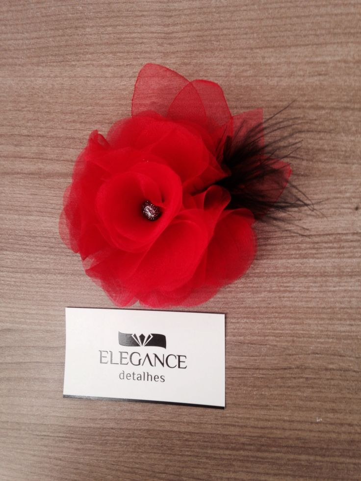 Flor para dança Flamenca