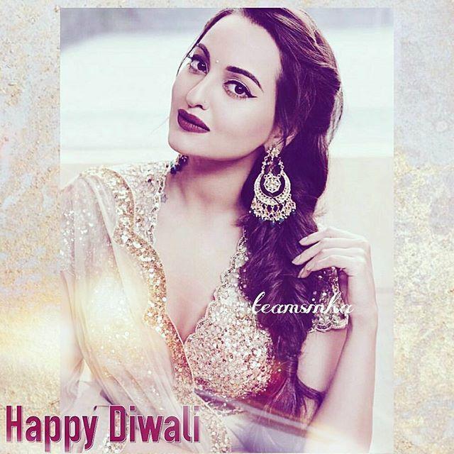 Wishing You Happy Diwali Sona! @aslisona Lots of love for U and Ur family!