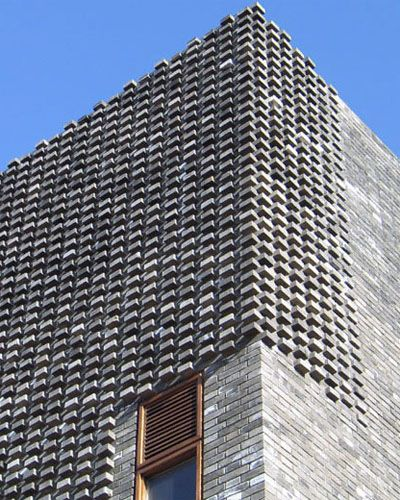 Tongxian Gatehouse, Office dA Architects