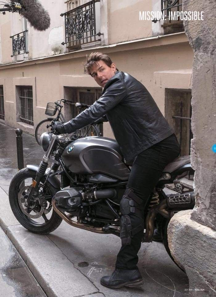 Tom Cruise Will Continue To Film More Mission Impossible Movies
