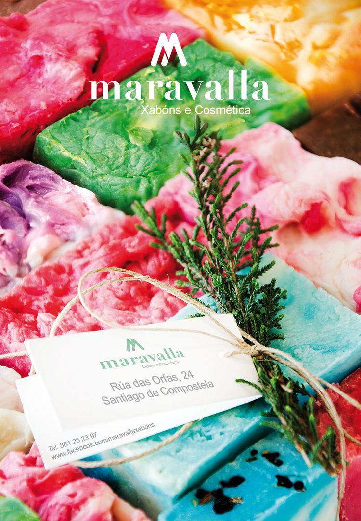 #colors #nature #soap #fresh #mirandapriestly #coralia #santiagodecompostela #galicia #maravalla #maravallatenda
