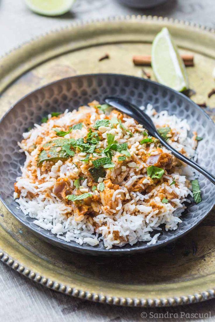 Biryani aux Légumes - Cuisine Addict