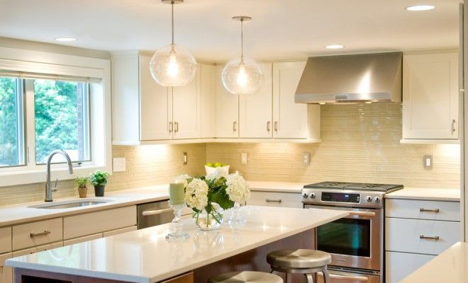 WHAT KIND OF LIGHTING IS BEST FOR A KITCHEN? #BestMyNest
