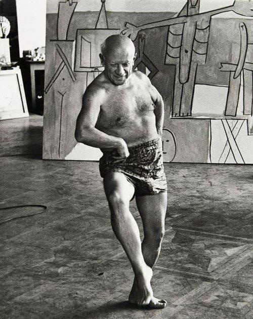 Picasso danse……THE BEAUTY OF THE DANCE IS NOT WHAT IT LOOKS LIKE  -  BUT, THE FEELING OF BEAUTY INSIDE YOUR SOUL……….ccp