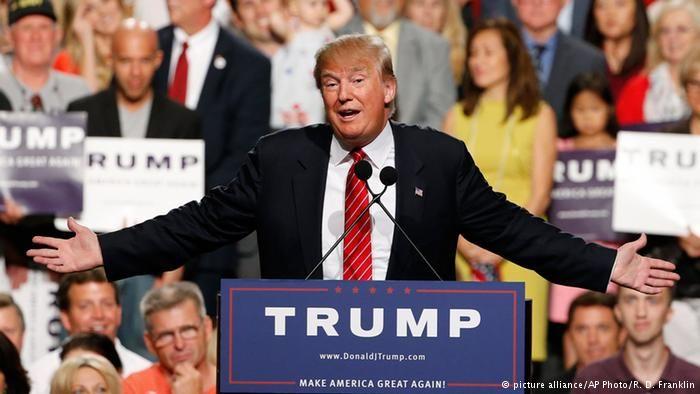 USA Donald Trump in Phoenix