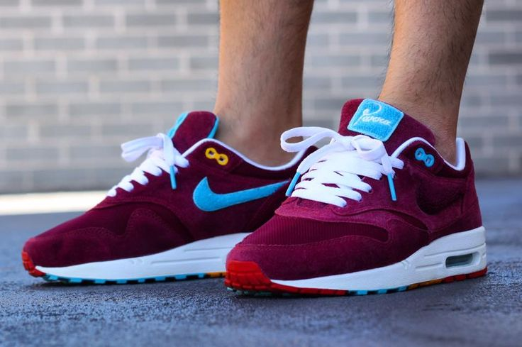 Nike Air Max 1 Parra x Patta - 2010 (by chonkerez)