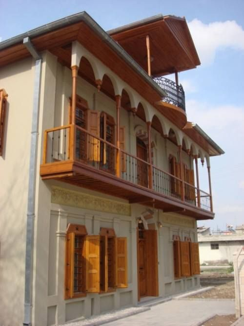 ADANA ŞEYH CEMİL KONAĞI-Constructive: Şeyh Cemil Nardalı-Year built: Early 20th century-Seyhan-Adana