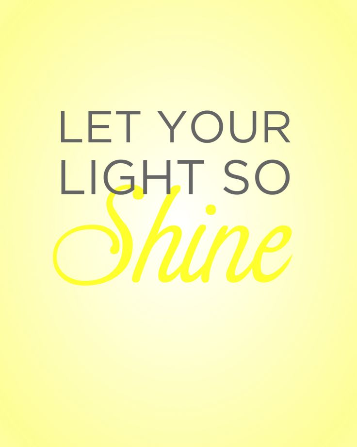 Let your Light so shine: I'm a Mormon, What I believe
