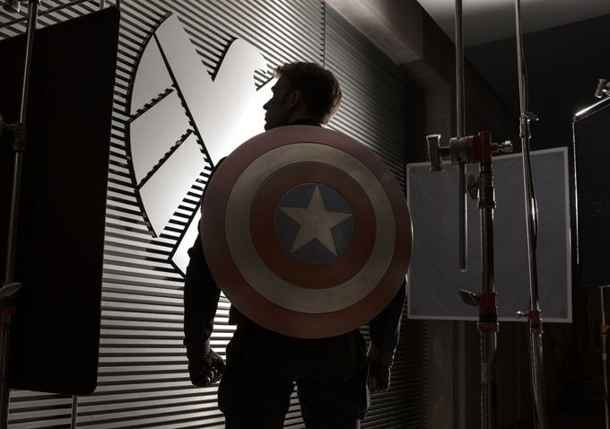 "Listo el trailer de ""Captain America: The Winter Soldier"""
