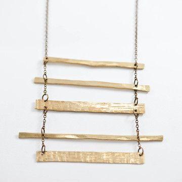 Loretta Ladder Necklace by Melissa Lynn