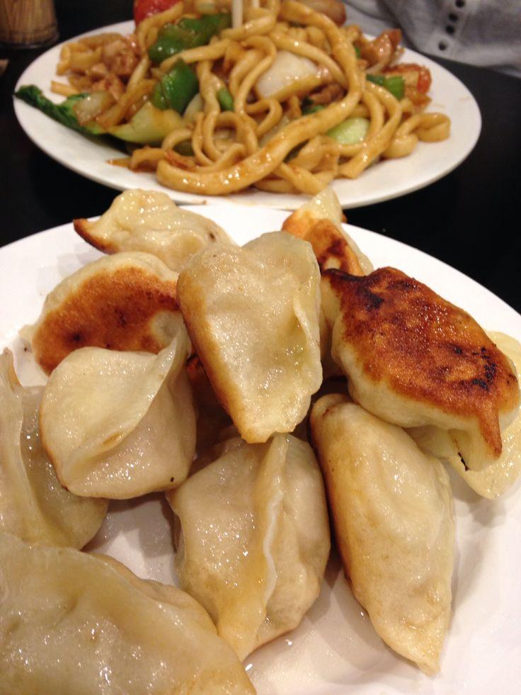 China Town's best dumplings - Haymarket