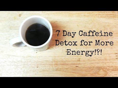 DR OZ Caffeine Detox | DR OZ Fans