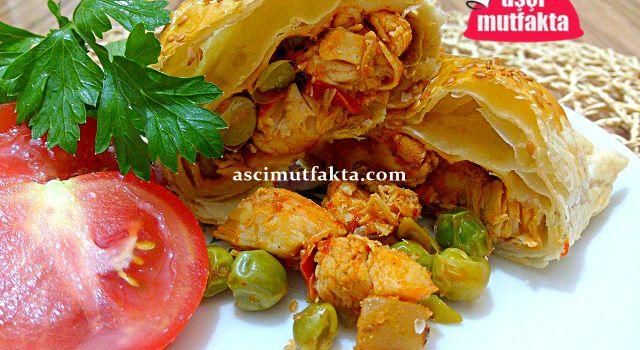 Talaş Kebabı Tarifi