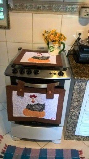 Tapa fogão