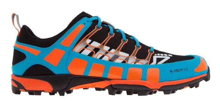 Lekkie za razem nad przeciętnie wytrzymałe buty terenowe dostosowane do wąskiej stopy, na biegi po szutrach, kamieniach i luźnych nawierzchniach.