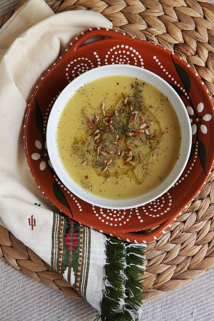 Life-Saving Turkish Red Lentil Soup by Olga Irez of Delicious Istanbul