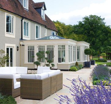White Conservatory - traditional - Conservatories & Garden Rooms - Other Metro - Vale Garden Houses