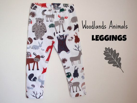 Baby Boys Leggings Boys Pants Unisex by ScoontyMadeWithLove